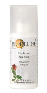 "<FONT color=""dodgerblue""><B>Eau de Rose de Damas Apaisante 99% BIO* - Spray 150ml</FONT></B>"
