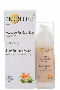 "<FONT color=""palevioletred""><B>Masque Pur Équilibre 81% BIO* - Airless 50ml</FONT></B>"