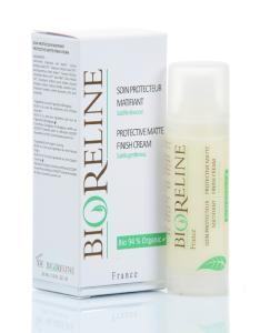 "<FONT color=""mediumseagreen""><B>Soin Protecteur Matifiant 94 % BIO* - Airless 30ml</FONT></B>"