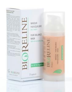 "<FONT color=""mediumseagreen""><B>Masque Pur Équilibre 82 % BIO* - Airless 50ml</FONT></B>"